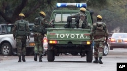 Zimbabwean soldiers and policemen get preferential treatment when it comes to pay time