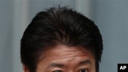 日本外務大臣玄葉光一郎(資料圖片)