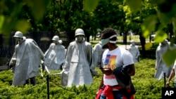 Memoriali për Veteranët e Luftës së Koresë (25 maj 2020)