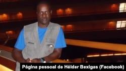 Hélder Bexigas, presidente do Sindicato dos Jornalistas e Técnicos da Comunicação Social