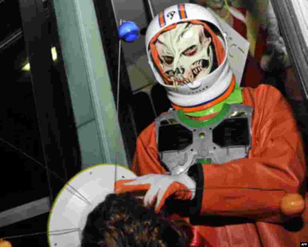 Гагарин в НАСА