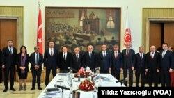 Anayasa Mutabakat Komisyonu 10 Şubat'ta yeniden toplanacak