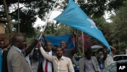 Soomaaliya oo Dib u Heshay safaaradda Kenya