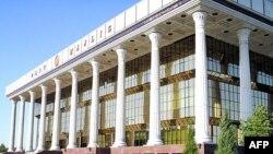 Oliy Majlis, Toshkent