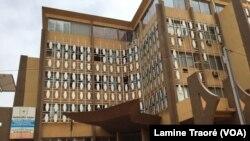 Le ministère de la Fonction publique, Ouagadougou, le 19 septembre 2019 (VOA/Lamine Traoré)