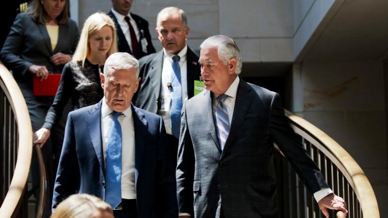 Mattis Memperingatkan Korea Utara tentang Ancaman Serangan Misil