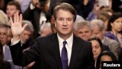 Controversial audiencia de confirmación de Brett Kavanaugh, nominado del presidente Donald Trump para la Corte Suprema de EE.UU.
