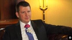 Посол США в Эстонии Йонатан Всевиов