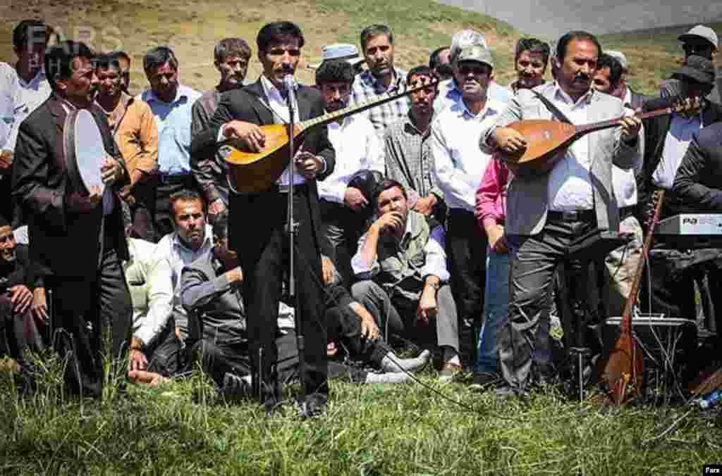 Zəncan - Yaylaq Festivalı