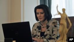 Predsednica Kosova Atifete Jahjaga (arhivski snimak)