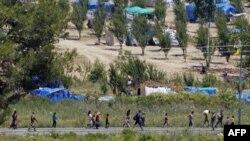 Sirijske izbeglice u Turskoj, 23. jun 2011.