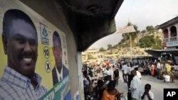 海地早前總統選舉被指充滿舞弊現象。