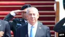 Thủ tướng Israel, Benjamin Netanyahu.