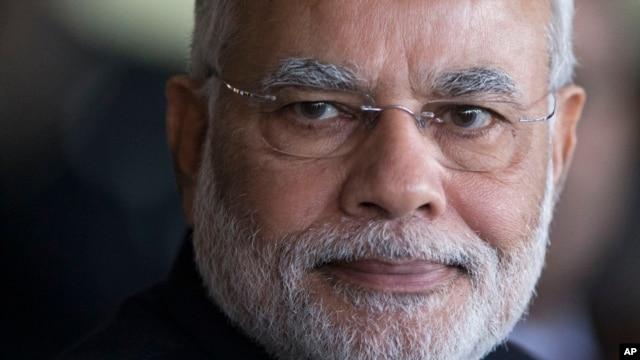 FILE - India's Prime Minister Narendra Modi