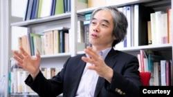 東京大學先端科技研究中心教授牧原出