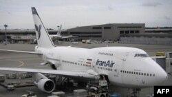 В Иране упал пассажирский самолет