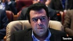 پیمان قربانی معاون اقتصادی رئیس کل بانک مرکزی ایران - آرشیو