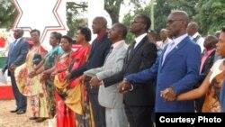 Umusi w'ubumwe mu Burundi
