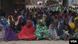 Mata da yara da rikicin Boko Haram ya daidaita tare da shiga dimuwa