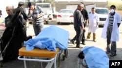 İraqda intiharçı hücumu 45 nəfərin həyatına son qoyub