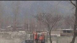 پايان تخريب مجتمع مسکونی بن لادن در پاکستان