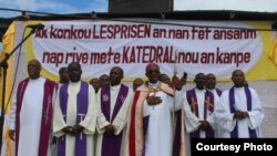 Otorite legliz Katolik yo nan Jakmèl