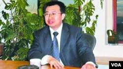 北京人权律师江天勇(网络图片)