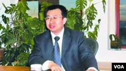 FILE - Jiang Tianyong