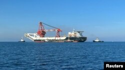 США запровадили санкції проти російського судна «Фортуна» за участь в проекті «Північний потік 2»