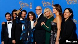 'Transparent' chiếm giải phim hài và nhạc kịch xuất sắc nhất.