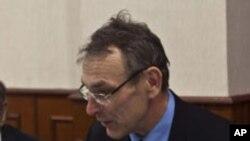 ຫົວໜ້າຝ່າຍການພັດທະນາຂອງສະຫະພາບຢູໂຣບ ຫລື EU ທ່ານ Andris Piebalgs