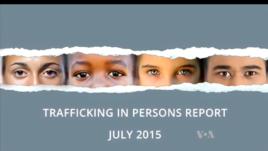 Departamenti i Shtetit mbështet raportin për trafikun me njerëz