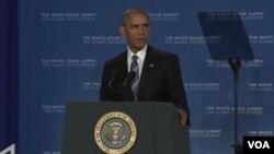 سخنرانی باراک اوباما رئیس جمهوری آمریکا در نشست بین المللی توسعه جهانی در واشنگتن - ۳۰ تیر ۱۳۹۵