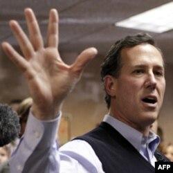 Iowa Önseçiminde Mitt Romney Öne Çıktı