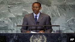 President w'u Rwanda, Paul Kagame, yashimangiye uruhare rw'urubyiruko.