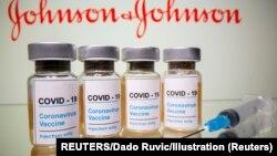 Vaksin COVID-19 produksi Johnson & Johnson bisa disimpan pada suhu lemari es hingga 3 bulan (foto: dok).
