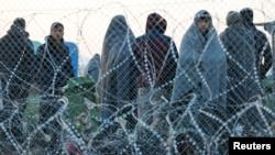 Grcko - makedonska granica, 23. februara