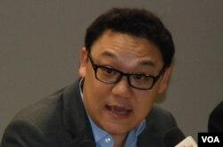 人民力量主席劉嘉鴻表示,不接受與中聯辦或者北京政府進行政改談判,對口單位是香港特區政府