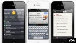 El iPhone 4S posee un procesador más rápido, una cámara más potente y responde a comandos de voz.
