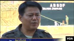 ABSDF ဥကၠ႒ ကုိသံခဲ