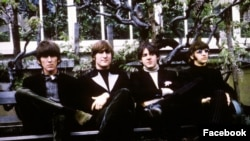 The Beatles (Facebook/thebeatles)