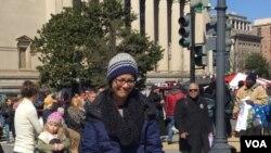 Marcha por Nuestra Vidas, Washington D.C.