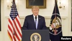 Umongameli Donald Trump