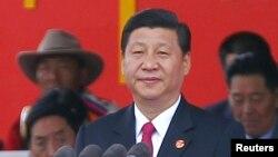 Tổng bí thư Ðảng Cộng sản Trung Quốc Tập Cận Bình.