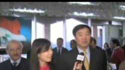 2012-02-18 美國之音視頻新聞: 中國呼籲敘利亞結束暴力並支持公投
