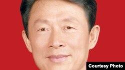 李崇禧官方照片(中共官方网站)