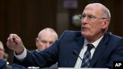 Direktor američkih obaveštajnih službi Den Kouts svedoči u Kongresu (arhivski snimak)