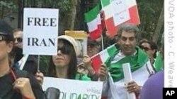 Судир на иранската опозиција со обезбедувањето во Техеран