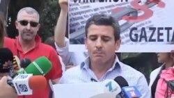 Dita e lirisë së shtypit në Tiranë