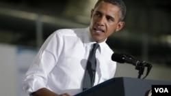 El presidente Obama estará acompañado de líderes empresariales y de los sindicatos de trabajadores.